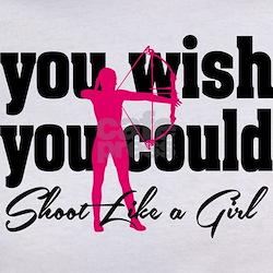 You Wish You Could Shoot Like a Gi Tee
