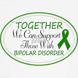 Bipolar Disorder Support T-Shirt