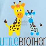 Little brother Baby Bodysuits