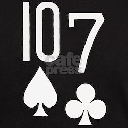 10-7 Daniel Negreanu Poker T-Shirt