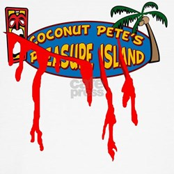 Coconut Pete's Victim Shirt