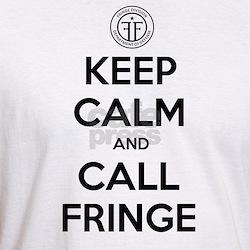 Keep Calm and Call Fringe T-Shirt