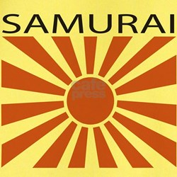 Samurai Back T