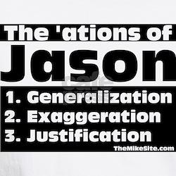 'ations of Jason T-Shirt