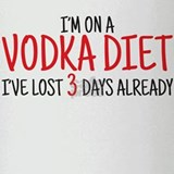 vodka diet Drinking Glass