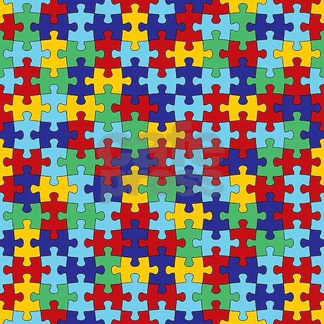 Autism Puzzle Piece Quilt Pattern Quilts Amp Patterns