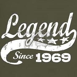 Legend Since 1969 T-Shirt