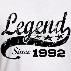 Legend Since 1992 Shirt