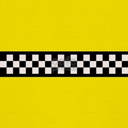 Iconic NYC Yellow Cab Tee
