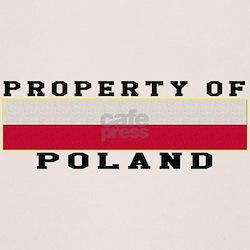 Property Of Poland Tee