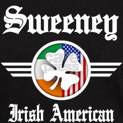 Irish American Sweeney T-Shirt