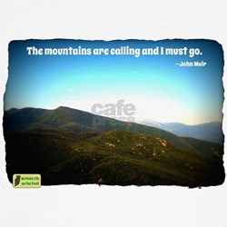 Mountains Are Calling T-Shirt