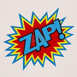 Hero Zap Bursts T-Shirt