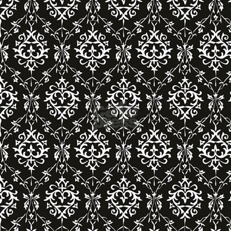 Black amp cream damask shower curtain by dpeagreendesigns