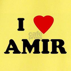 I Love AMIR T