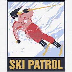 Ski Patrol Tee