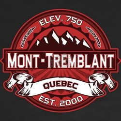 Mont-Tremblant Red Shirt