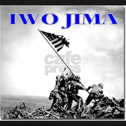 Flag Raising Iwo Jima T-Shirt