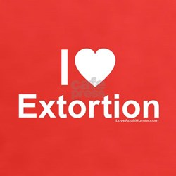 Extortion Tee