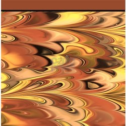 rust_and_gold_marbled_rainbow_swirl_shower_curtain.jpg?color=White ...