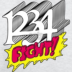 1234 Fight T-Shirt