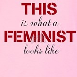 This is what a feminist looks like Tank Tops