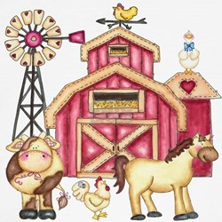 Barnyard Animals T
