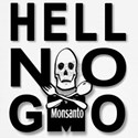 Hell no gmo T-shirts