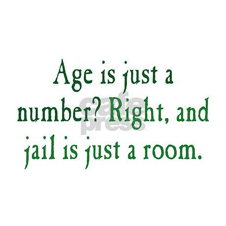 Age Is Just A Number Throw Blanket By Rainbeforerainbows
