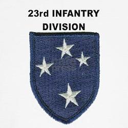 23RD INFANTRY DIVISION T