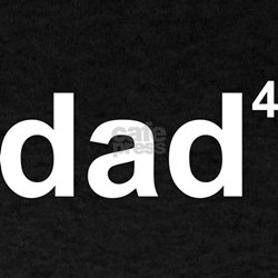 Dad Of Four T-Shirt