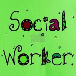 social worker PILLOW T-Shirt