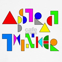 Abstract Thinker T-Shirt