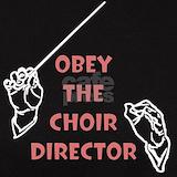 Choir director tee T-shirts