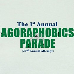 Agoraphobics Parade T