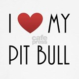 American pitbull terrier T-shirts