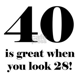 40th Birthday Magnets 40th Birthday Refrigerator Magnets