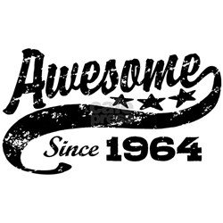 Awesome Since 1964 Tee