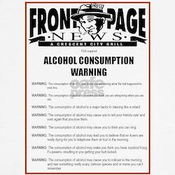 Alcohol_warning[2] T-Shirt