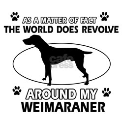 Weimaraner dog funny designs Shirt