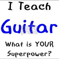 teach guitar Tee