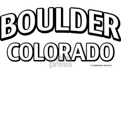 Boulder Colorado Infant T-Shirt