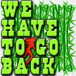 We Have to Go Back LOST T-Shirt