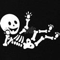 Baby skeleton Maternity