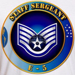 Staff Sergeant (SSgt) Shirt