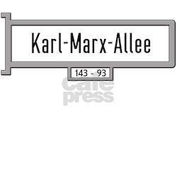 Karl-Marx-Allee, Berlin - Germany Women's Pink T-S