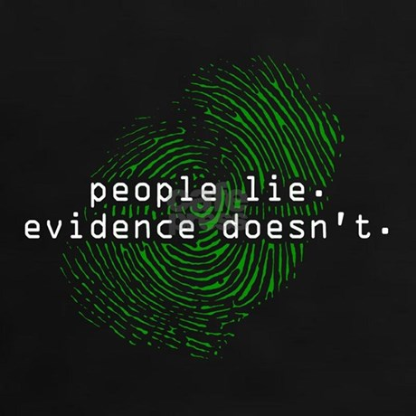 the evidence deosnt lie pdf