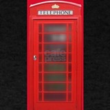 English phone box T-shirts