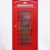 English phone box T-shirts