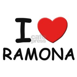 I love Ramona Shirt